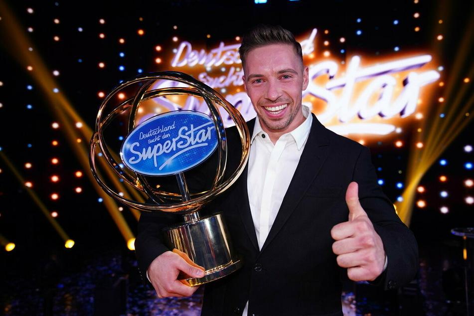 Wahnsinns-Erfolg: Die DSDS-Zuschauer liebten Ramon und stimmten mit überwältigender Mehrheit für seinen Sieg in der Castingshow.