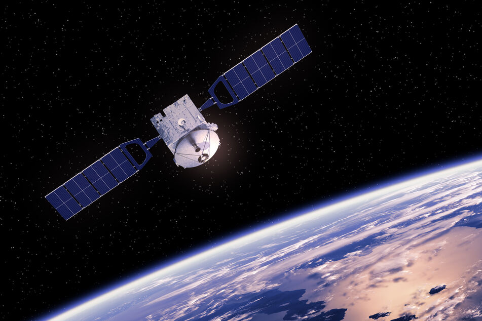 China cites the increasing amount of debris in space as the reason it created a satellite with grabbing capabilities. (Stock image).