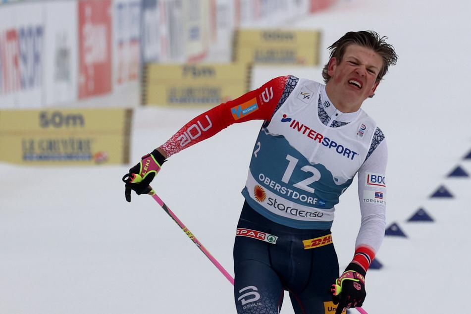 Nach Zielsprint disqualifiziert! Kläbo bekommt bei Ski-WM Titel aberkannt