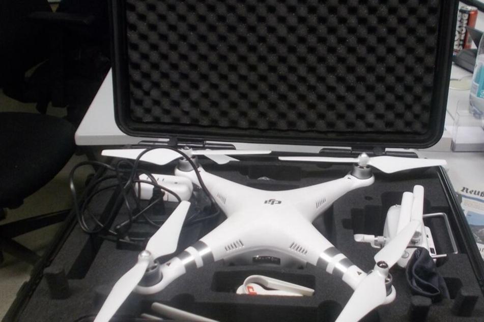 Mysteriös: Was planten die Männer mit der Drohne und woher kam sie?