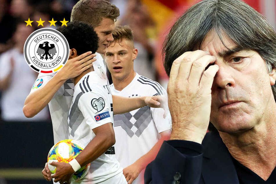 Jogi Löw mit Mega-Sorgen: Nach Kroos nun die nächste Absage eines DFB-Stars!