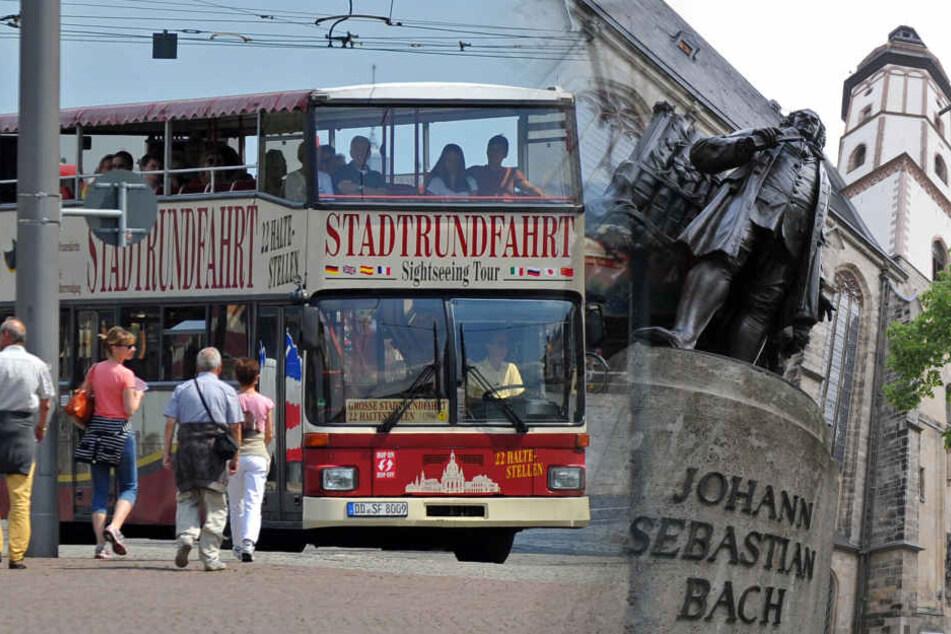 Tourismus-Duell: Dresden toppt Leipzig mit 2:1