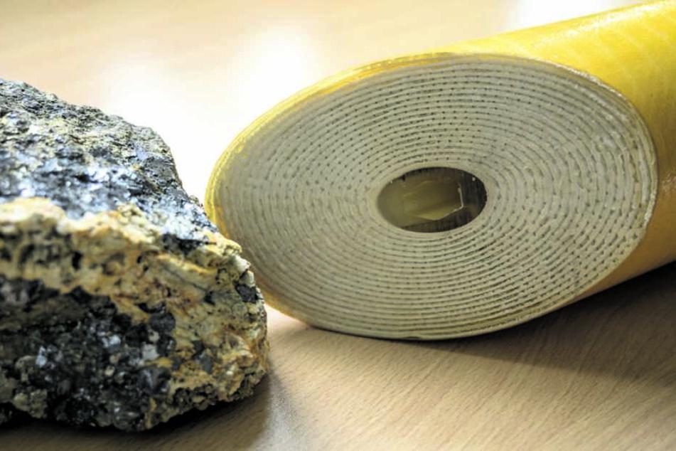 Die Membran funktioniert wie ein Filter und soll die Gewinnung von Hightech-Rohstoffen wie Indium, Germanium oder Cobalt deutlich beschleunigen.