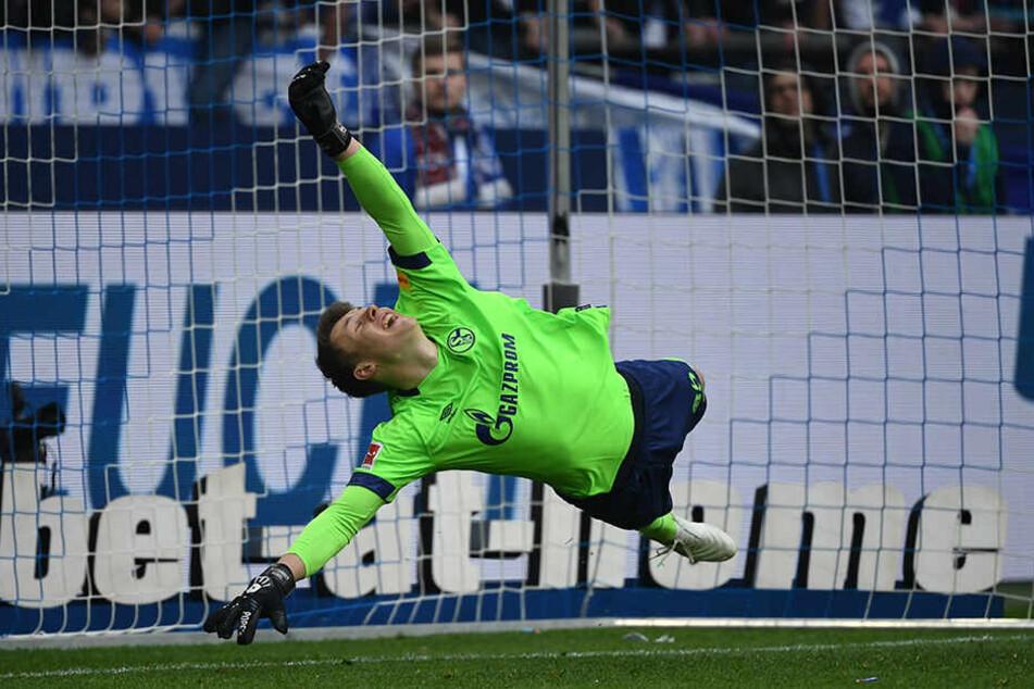 Mindestens noch ein Jahr im Schalker Towart-Trikot: Alexander Nübel.