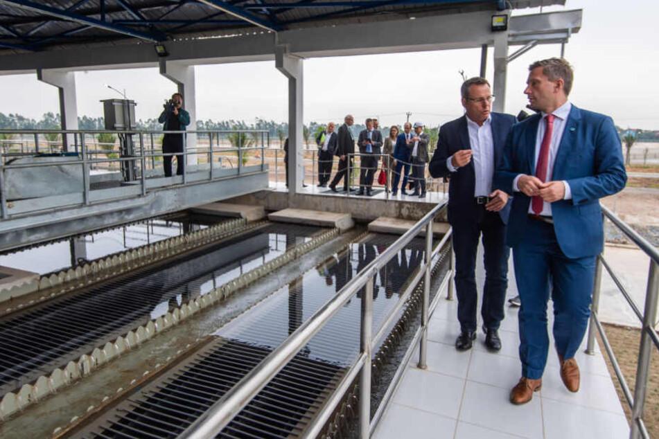 Millionenprojekt! Leipziger Firma baut Trinkwassernetz in Vietnam aus