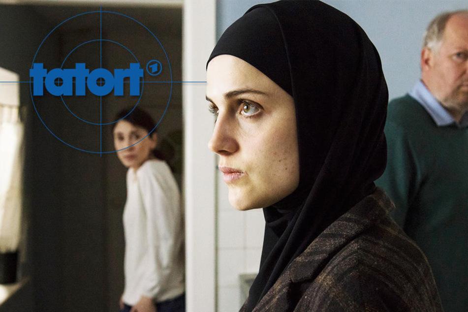 """Kritik übte Mazyek auch am """"Tatort"""": Thema war eine Schülerin aus Kiel, die zum Islam konvertierte und sich in einen Dschihadisten verliebte."""