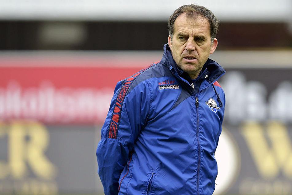 Asif Saric verlässt den SCP. Für ihn kommt Danilo de Souza, um Steffen Baumgart als Co-Trainer zu unterstützen.