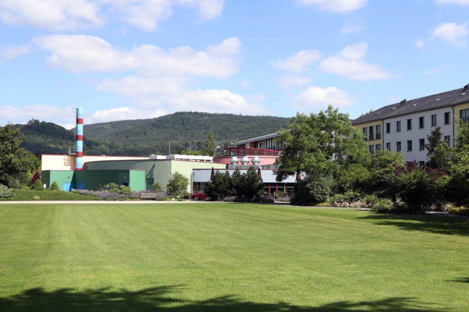 Die Sporthochschule in Bad Blankenburg. Hier absolvierte der FSV schon mehrere Trainingslager - in diesem Sommer aber klappt das nicht.