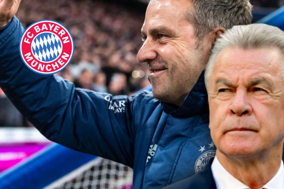 """""""Bayern-Mentalität"""": Hitzfeld setzt auf Flick für das Champions-League-Finale"""