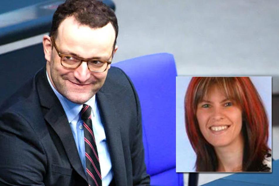 Jens Spahn (38, CDU) hat sich bisher nicht bei Sandra S. gemeldet.