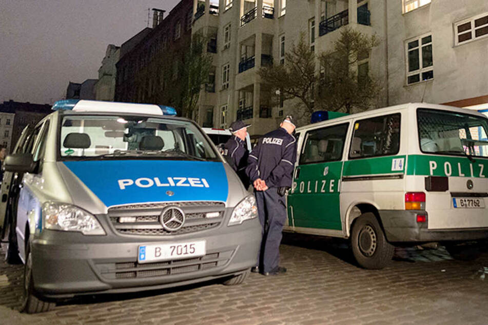 Zur Unterstützung der Polizisten wurde das SEK angefordert. (Symbolbild)