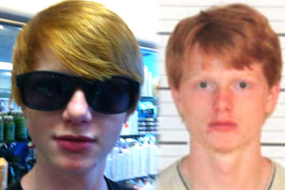Jordan Corter (18) wurde von der Polizei festgenommen.