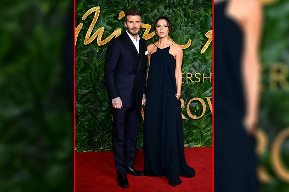 David Beckham (44) und seine Ehefrau Victoria (45) werden bei der Hochzeit erwartet.