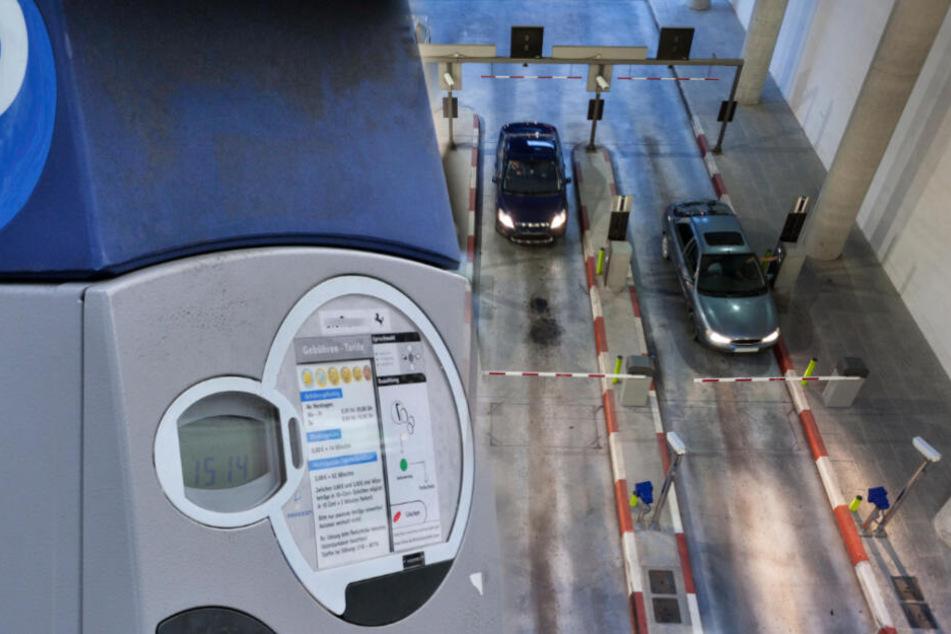 Mann parkt nur drei Minuten am Flughafen: Danach muss er Mega-Summe blechen!