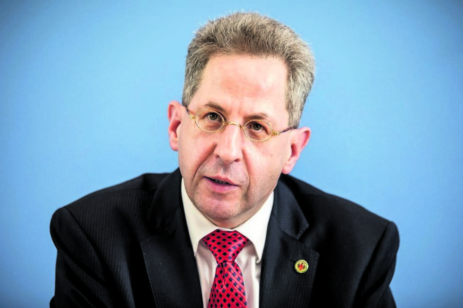 Ex-Verfassungschutz-Chef Hans-Georg Maaßen (55).
