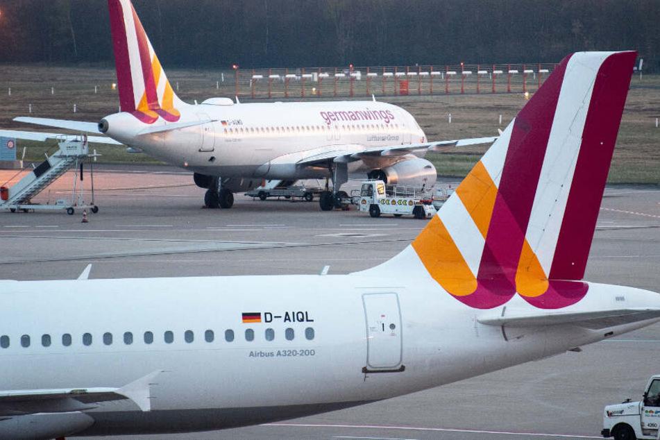 München: Flugbegleiter-Streik bei Germanwings: Ausfälle von Flügen in Bayern
