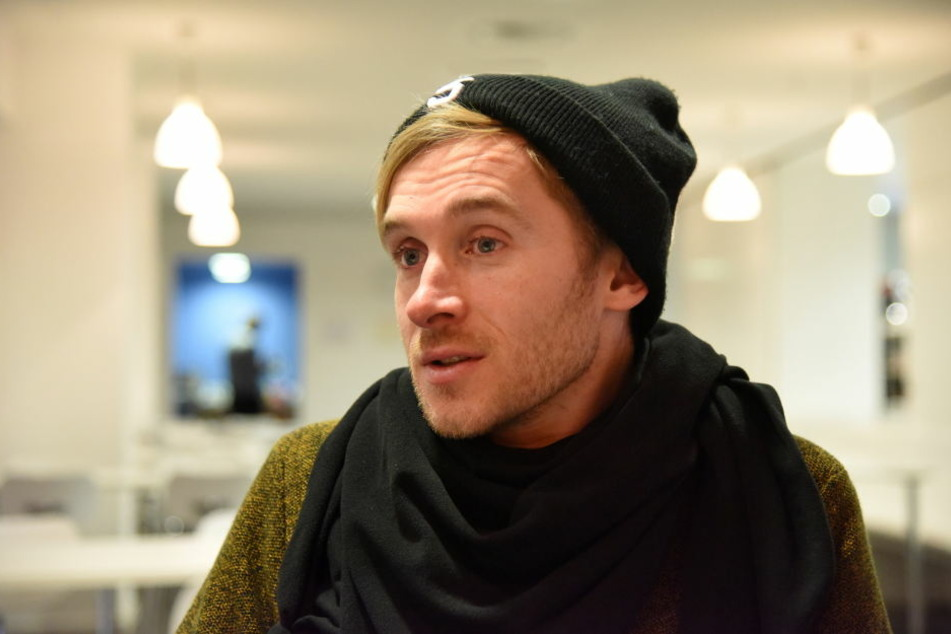 Samuel Koch sucht in Mannheim eine neue Herausforderung.