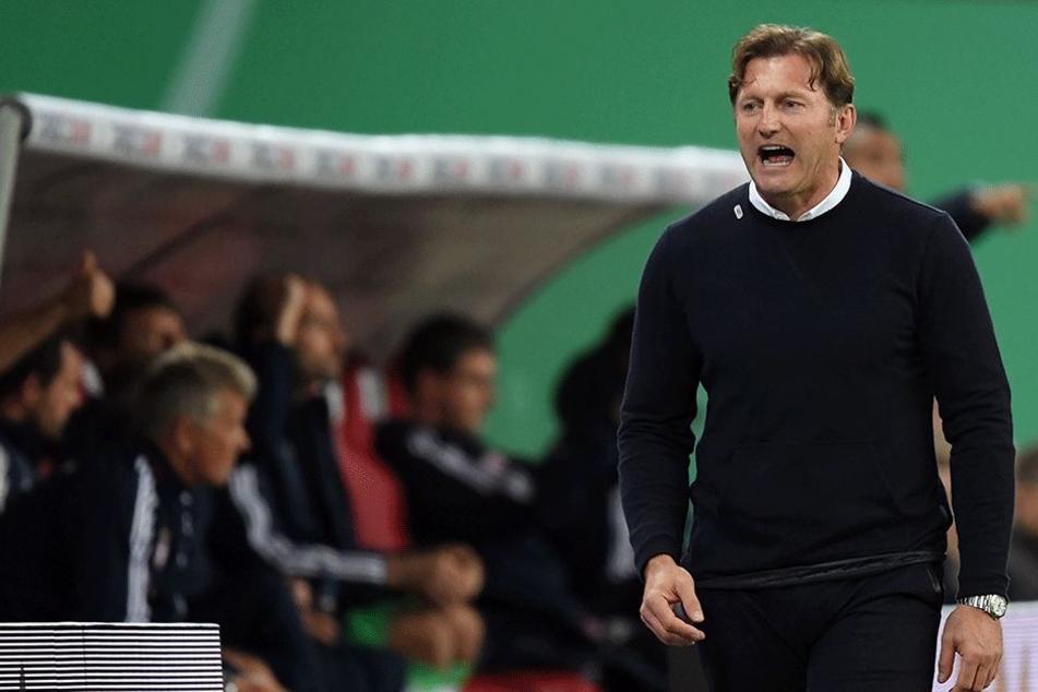 Ralph Hasenhüttl (50) ist nicht mehr Trainer bei RB Leipzig.