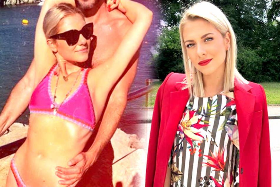Küsschen und Kuscheln: Mit wem turtelt GZSZ-Star Valentina Pahde im Urlaub?