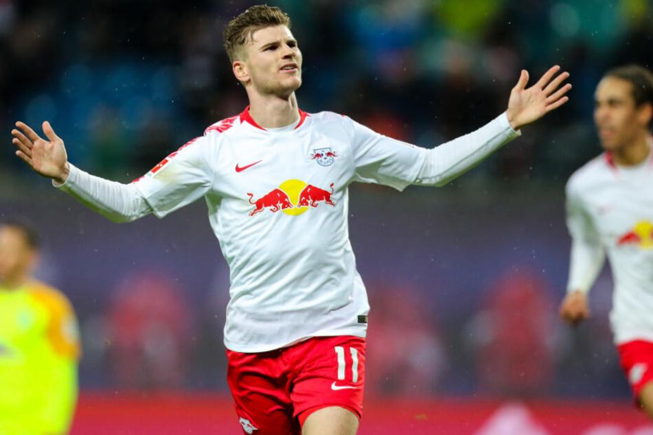 Timo Werner soll sich für einen Wechsel zum FC Bayern München entschieden haben.