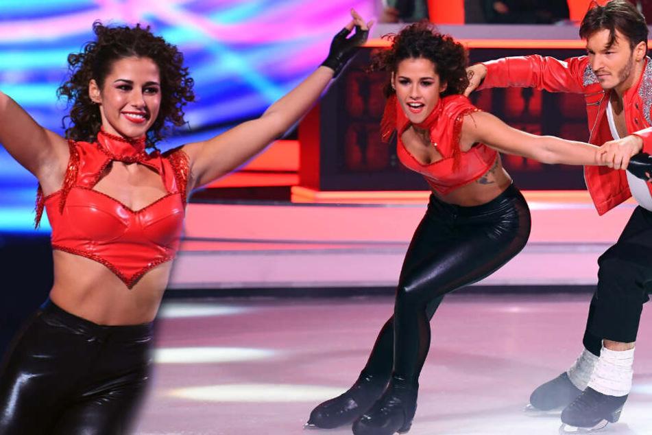 Dancing on Ice: Sarah Lombardi knackt die 10 Punkte, Timur Bartels vorab raus!