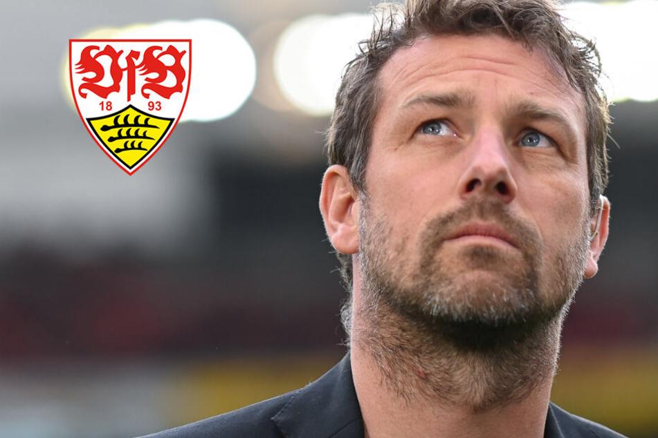 Eskalation abgewendet: VfB-Coach Weinzierl zieht Kopf aus der Schlinge
