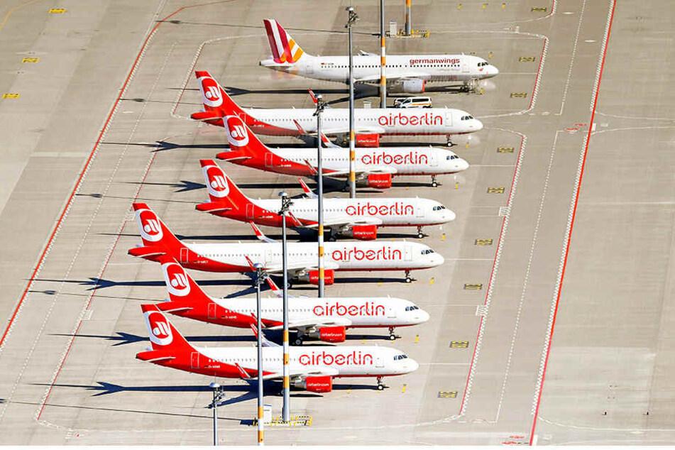 Bleiben bald alle Flieger der hoch verschuldeten Airline auf dem Boden?