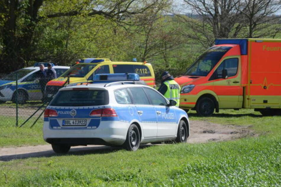 Großvater unter Verdacht: Bub (8) stirbt durch Schussverletzung