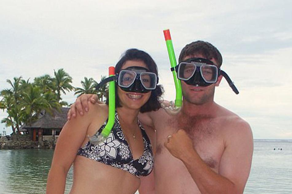 Damals war er mit seiner Frau in den Flitterwochen in Fidschi.