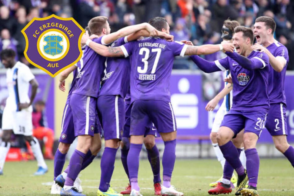 Aue vs. Dynamo: Wird der Auswärtsfluch endlich besiegt?
