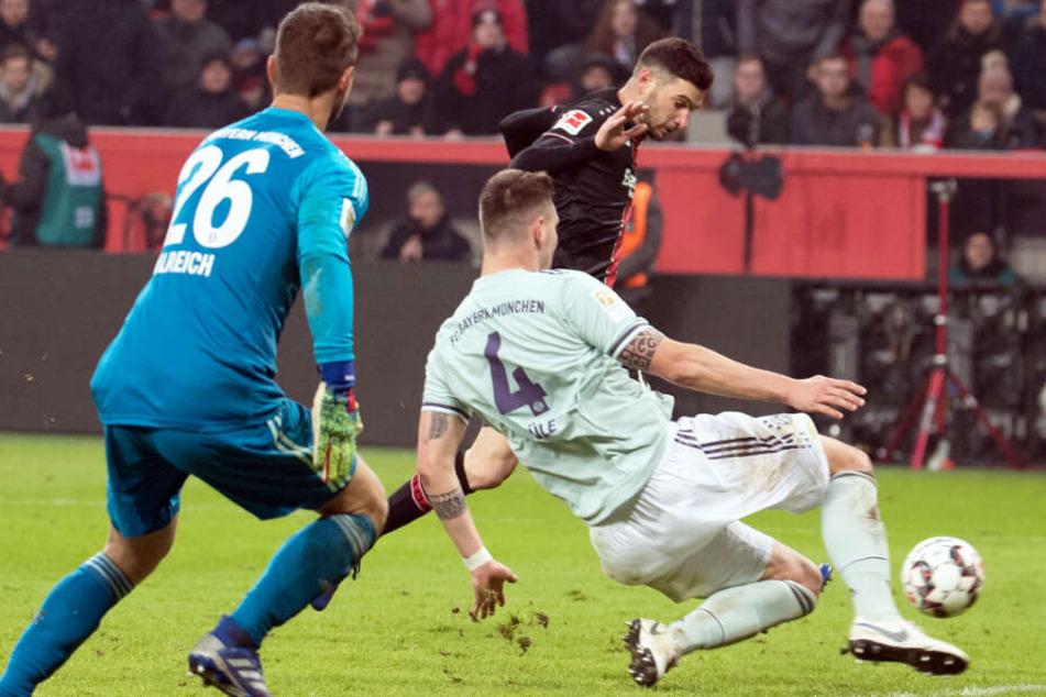 Der FC Bayern München hat in Leverkusen eine bittere Niederlage hinnehmen müssen.