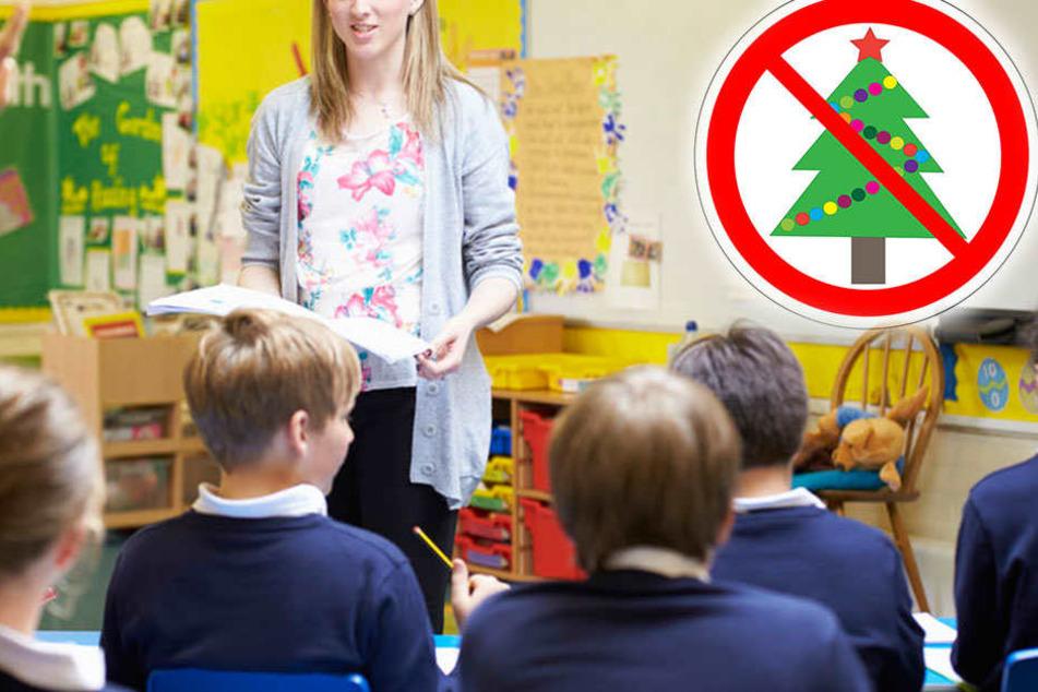 Eine Schulleiterin wollte Weihnachten verbieten. (Symbolbild)