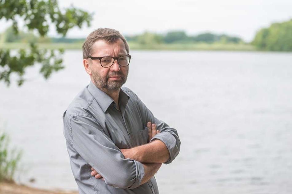 Der Bürgermeister von Moritzburg, Jörg Hämisch (51) kann sich die plötzlichen Todesfälle auch nicht erklären.