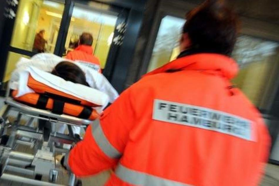 Der 73-Jährige erlag noch an der Unfallstelle seinen Verletzungen. (Symbolbild)