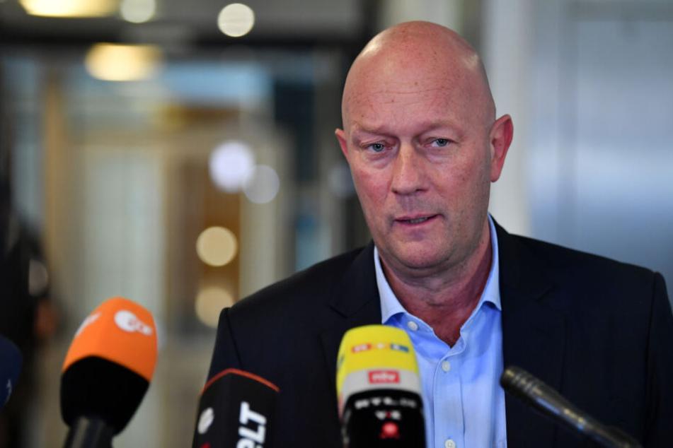 Thomas Kemmerich ist nach drei Tagen im Amt wieder zurückgetreten.