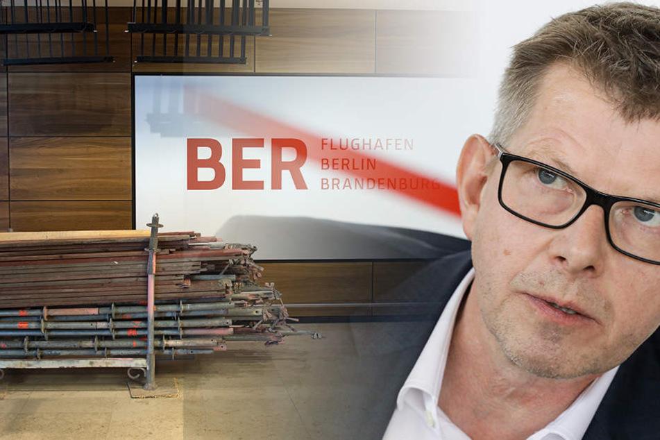 """Lufthansa über Pannen-Flughafen BER: """"Das Ding wird abgerissen und neu gebaut"""""""