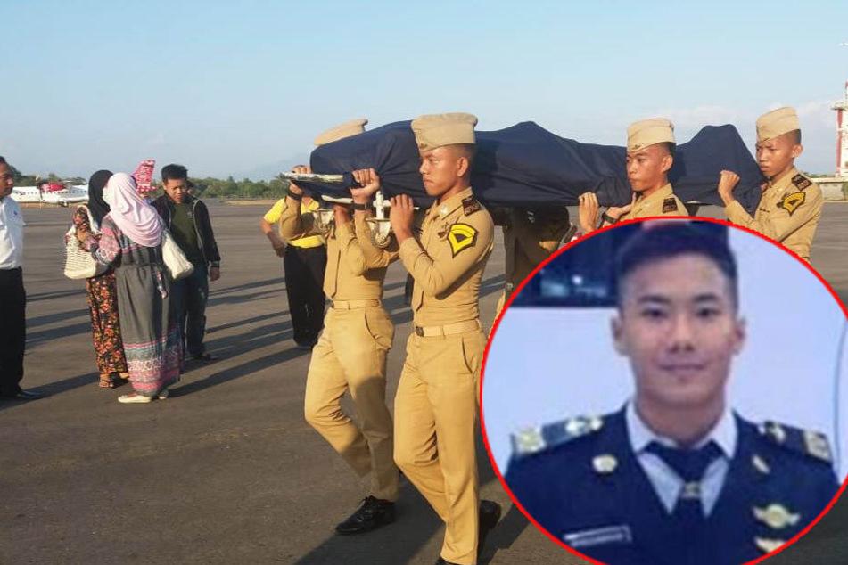 Indonesien: Fluglotse rettet startende Maschine vor Erdbeben - und stirbt