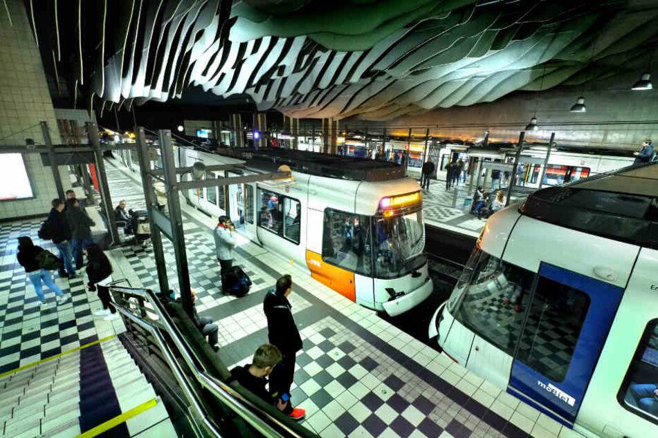 Kontrolle in Stadtbahn eskaliert: Anzeige gegen Mitarbeiter