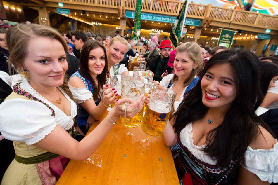 Steigt der Bierpreis auf der Wiesn auch in diesem Jahr wieder kräftig?