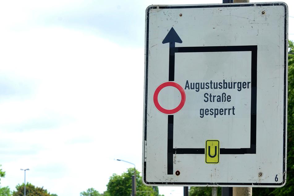 Baustellen Chemnitz: Chemnitzer Baustellen gehen in die Verlängerung: Hier ist länger gesperrt