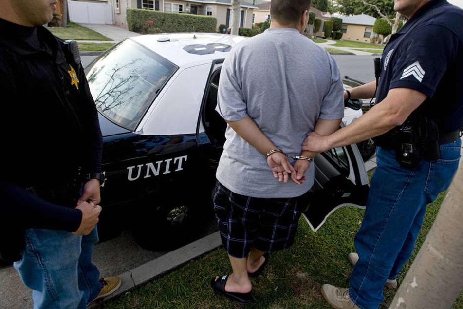 In den USA wurden landesweit rund 1400 Menschen festgenommen. (Symbolbild)