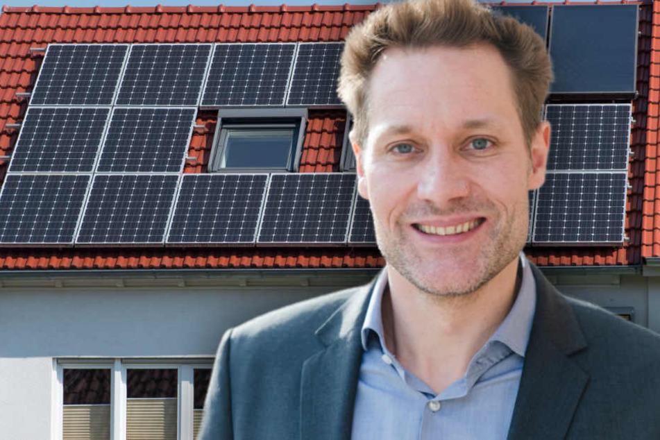 Ludwig Hartmann und seine Partei fordern mehr Einsatz gegen die Erderwärmung.