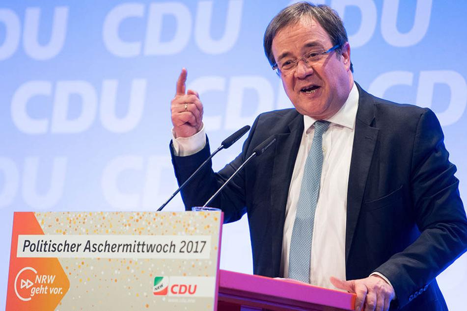 CDU-Politiker Armin Laschet hat im Wahlprogramm eine Lockerung des Rauchverbotes aufgenommen.