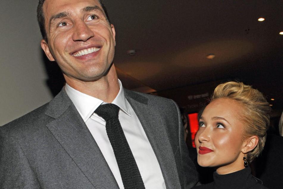 Haben sich Wladimir Klitschko und Hayden Panettiere getrennt?