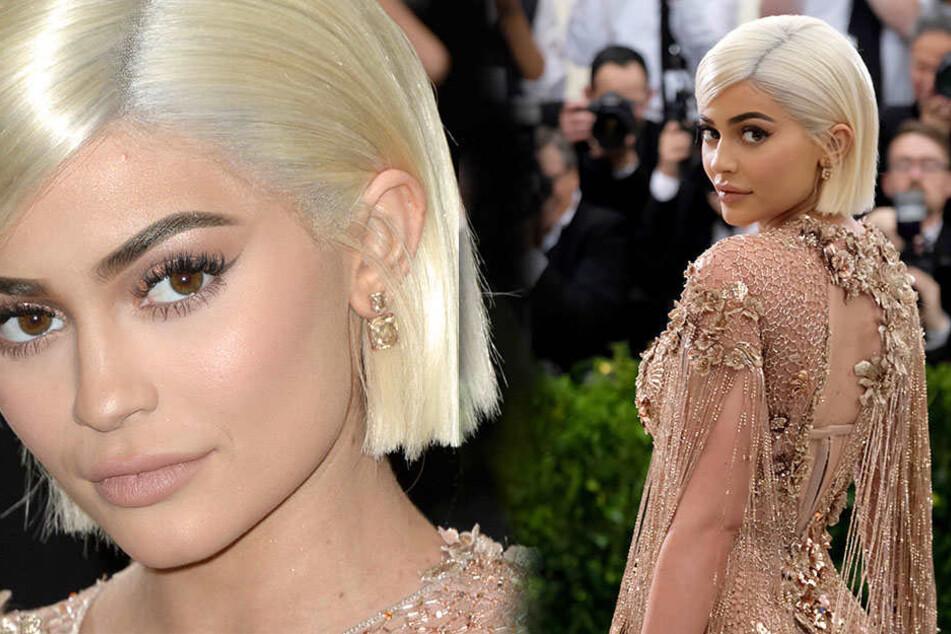 Kylie Jenner soll den Namen einer Makeup-Linie gestohlen haben.