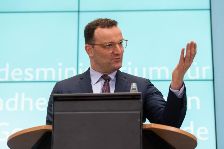 Bundesgesundheitsminister Jens Spahn (CDU).