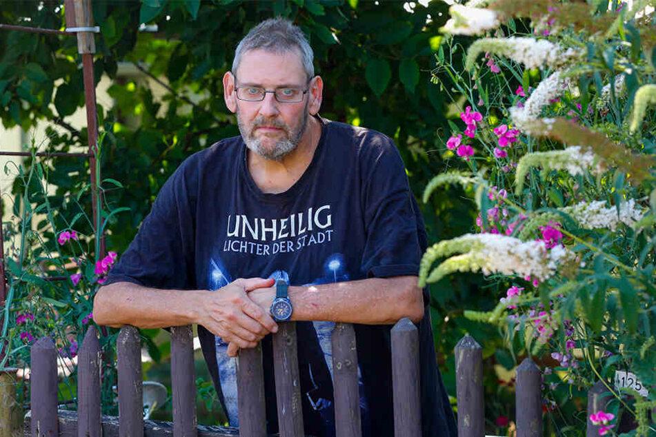 Matthias Hähnel (55) muss wegen des Diebstahls wohl seine DJ-Laufbahn beenden.