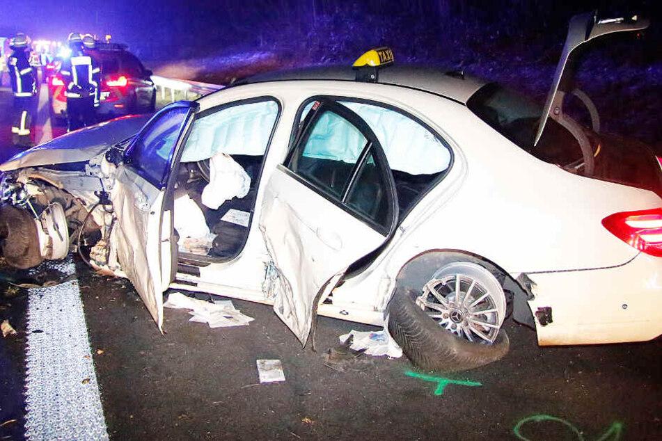Bei Verkehrsunfällen in Bayern wurden viele Menschen verletzt. (Archivbild)