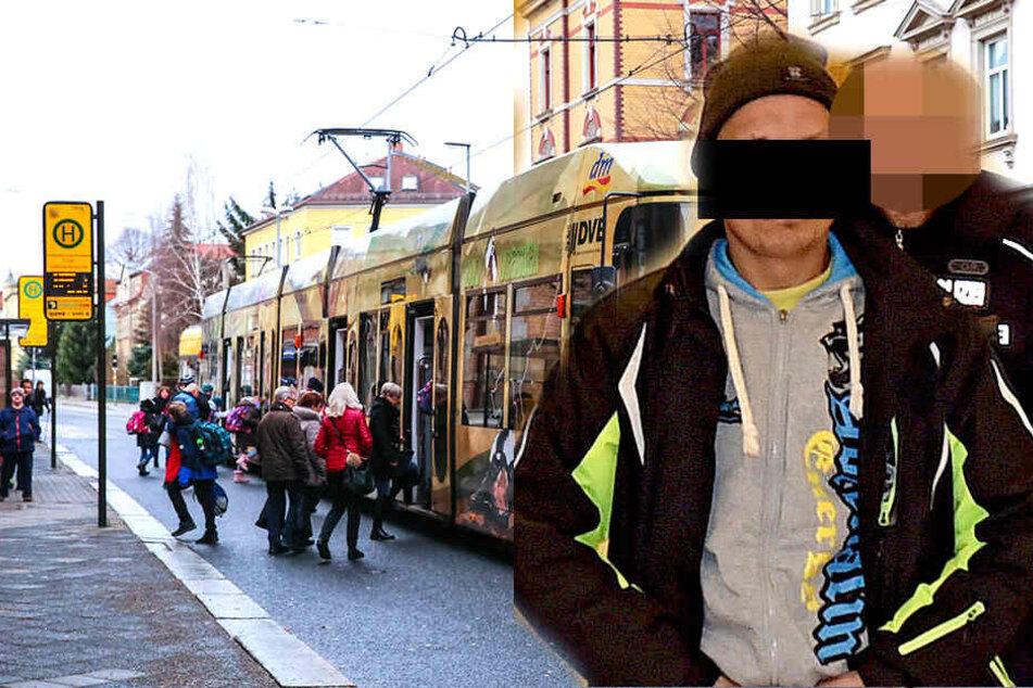 Dresden: In der Linie 12 erwischt! Dauer-Schwarzfahrer wandert in den Knast