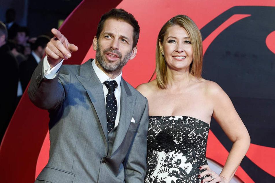 Zack Snyder und seine Frau trauern um ihre Tochter Autumn.